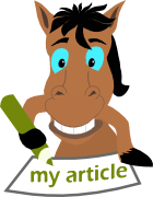 horse related articles