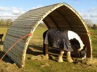 Horse Arc - mobile field shelter