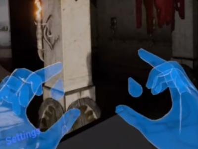 Oculus Quest Hand Tracking - Developer Insights