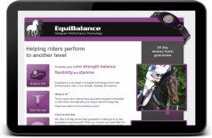EquiBalance website