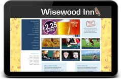 Wisewood Inn website
