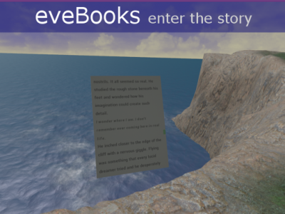 Day 69 - Books with Embedded Virtual Experiences (eve-Books)