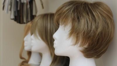 Choosing a wig