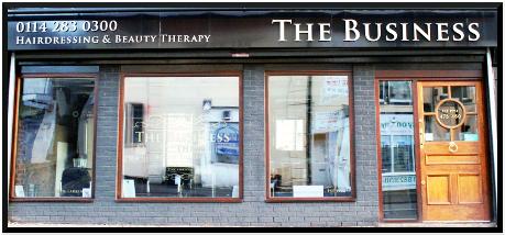 Hair and Beauty Salon Stocksbridge  The Business